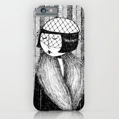 She thought of her cats and wished she was home Slim Case iPhone 6s