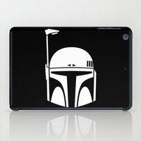 BOBA FETT! iPad Case