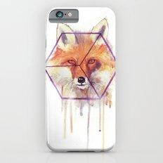 Bonjour Fox!! iPhone 6s Slim Case