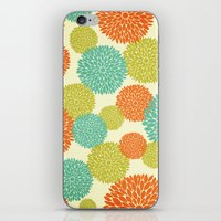 Flowers In May iPhone & iPod Skin
