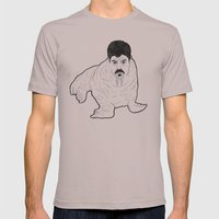 Jupitus Walrus Mens Fitted Tee Cinder SMALL