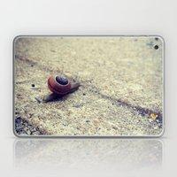 Snailing Around Laptop & iPad Skin
