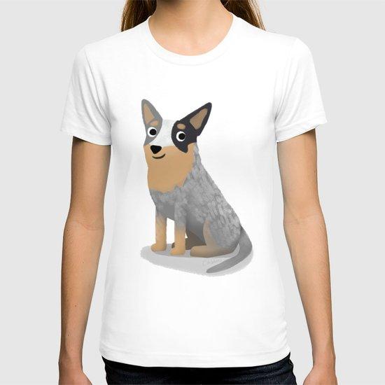 Cattle Dog - Cute Dog Series T-shirt