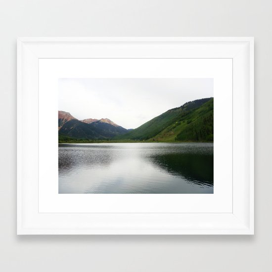 Silverton Framed Art Print