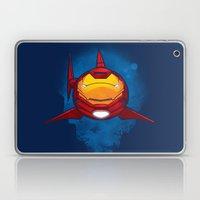 Tony Shark Laptop & iPad Skin