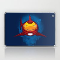 Tony Shark Laptop & iPad Skin