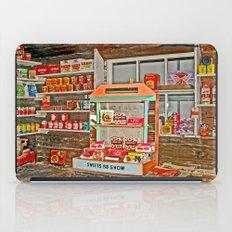 The Old Corner Shop. iPad Case