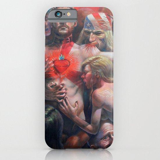 Orgía Caníval iPhone & iPod Case