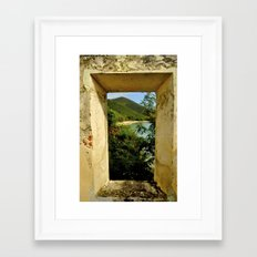 MRP Framed Art Print