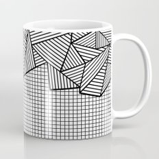 Grids and Stripes   Mug