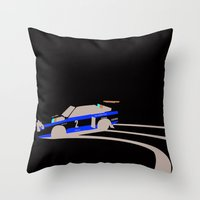 Quattro S1 Throw Pillow