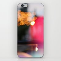 Blur Of Colour iPhone & iPod Skin