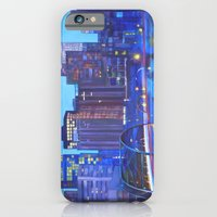 iPhone & iPod Case featuring Denver Skyline by Jeannette Stutzman