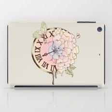 Il y a Beauté dans le Temps (There is Beauty in Time) iPad Case