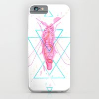 iPhone & iPod Case featuring Rites by Mikah Washed