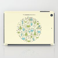 The Chemistry Laboratory iPad Case