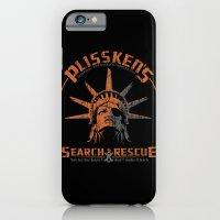 Snake Plissken's Search & Rescue Pty. Ltd. iPhone 6 Slim Case