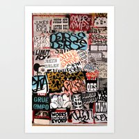 Los Angeles #54 Art Print