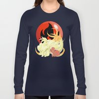 Of Many Tails Long Sleeve T-shirt
