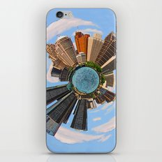 Detroit! Restore! Reconsider! iPhone & iPod Skin