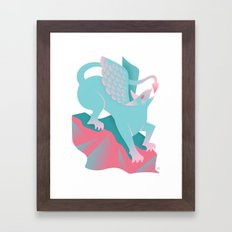 Gryphon Framed Art Print
