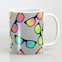 Sunglasses Pattern Mug