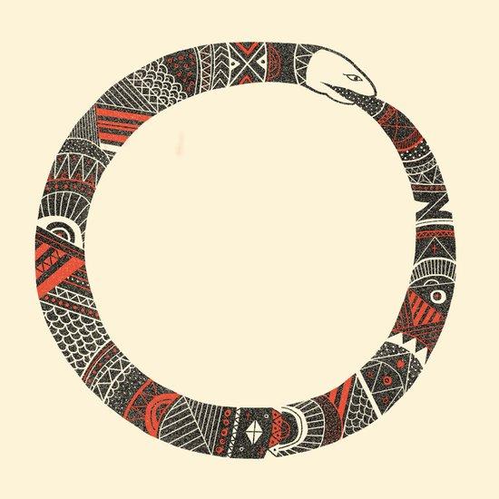 Snake Sleeve No.2 Art Print