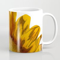 A Sunflower Mug