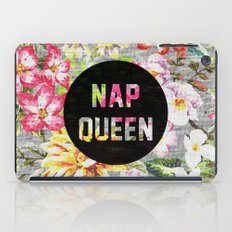 Nap Queen iPad Case