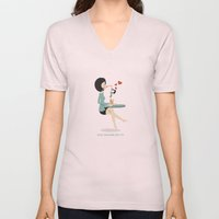 GO And GET It Unisex V-Neck