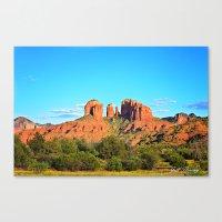Cathedral Rock Sedona Ar… Canvas Print