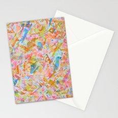 seahorse jockey Stationery Cards