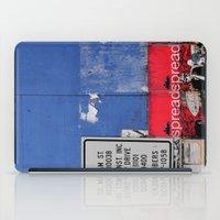 Street Collage II iPad Case