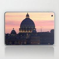 Night At The Vatican Laptop & iPad Skin