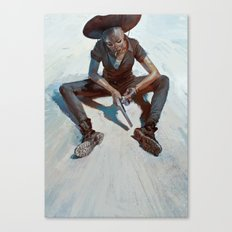 Reload Canvas Print