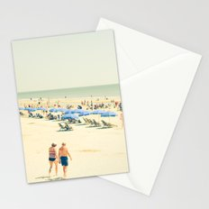 Beach People Stationery Cards