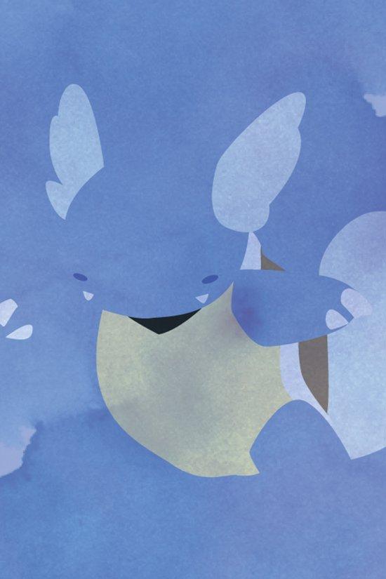 Wartortle Art Print