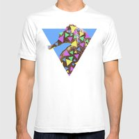 Sea Foam Smoothies Mens Fitted Tee White SMALL