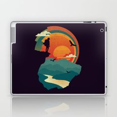 Cliffs Edge Laptop & iPad Skin