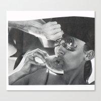 dif 0.3 Canvas Print