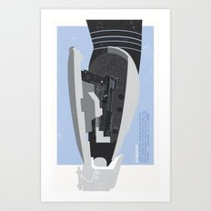 Robocop —Movie Poster Art Print