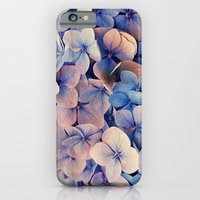 iPhone & iPod Case featuring Blue Dreams by Msimioni