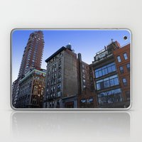 New York City Buildings NYC Laptop & iPad Skin