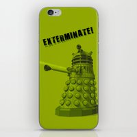 Dalek iPhone & iPod Skin