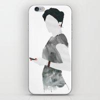 Irene iPhone & iPod Skin