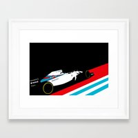 Fw36  Framed Art Print