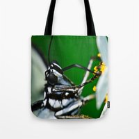 The Messy Work Of A Mada… Tote Bag