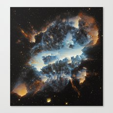 Nebula NGC 5189 Canvas Print