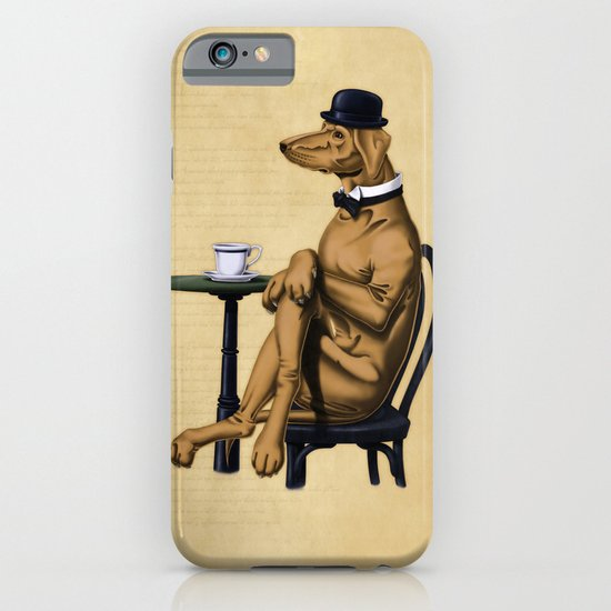 Dog Day Afternoon iPhone & iPod Case