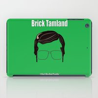Brick Tamland: Weather iPad Case